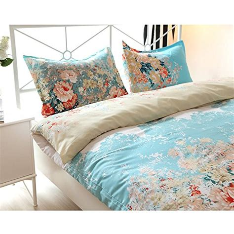 vintage pattern bedding vaulia lightweight duvet cover sets vintage floral