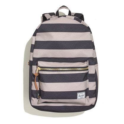 Striped Backpack this herschel supply company settlement striped backpack