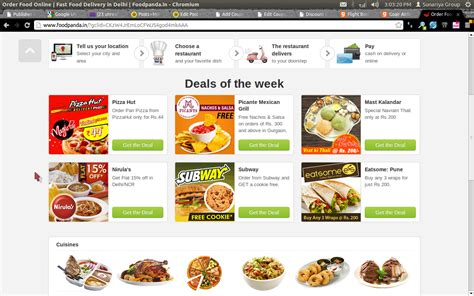foodpanda rollmaal bogo offer  delhi buy