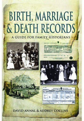 Scottish Birth Marriage And Records Birth Marriage And Records A Guide For Family Historians