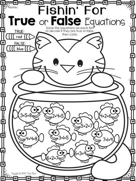 summer math coloring pages summer themed worksheets coloring home