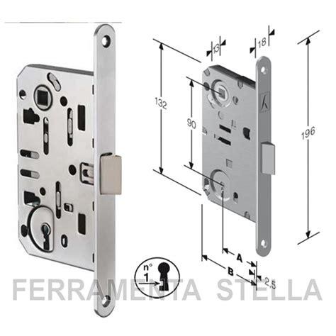serrature per porte interne legno serratura patent per porte interne bussole tipo centro