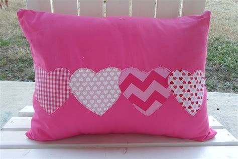 valentines pillows 20 charming handmade s day pillow designs