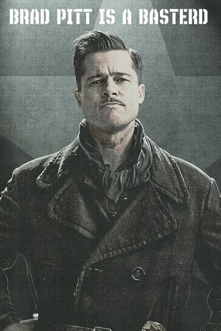 brad pitt haircut inglourious basterds brad pitt haircut inglourious basterds