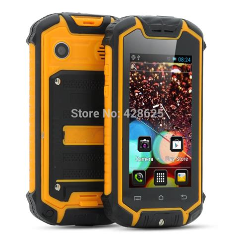 Discovery Android Rugged Phone - mini discovery z18 waterproof rugged cell phone mtk6572