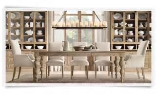 dining room ideas restoration hardware home