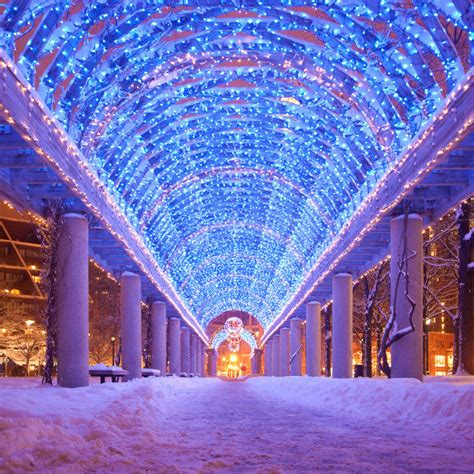 best lights in boston 13 best light displays in massachusetts 2016