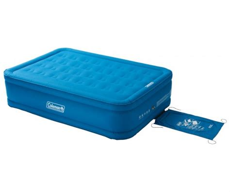 coleman durable raised airbed cing supplies