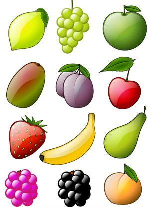 printable fruit and vegetable shapes best photos of template of fruit free printable fruit