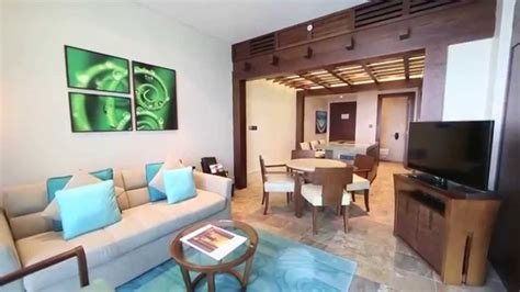 sofitel dubai the palm resort spa 1 bedroom apartments sofitel dubai the palm resort spa room apartment youtube