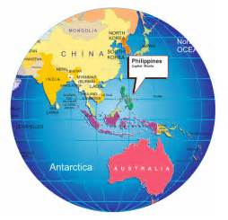 Philippines World Map by Philippines Language Map Images