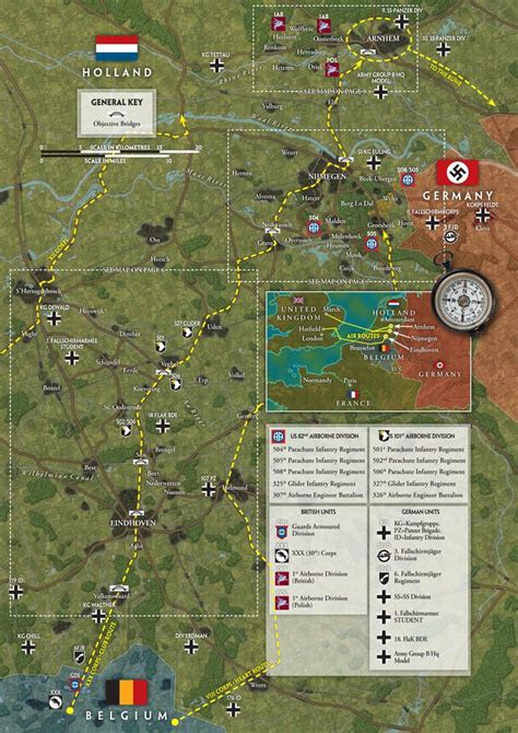 operation map   en   airborne division market