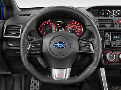 subaru impreza steering wheel image 2015 subaru wrx sti 4 door sedan steering wheel