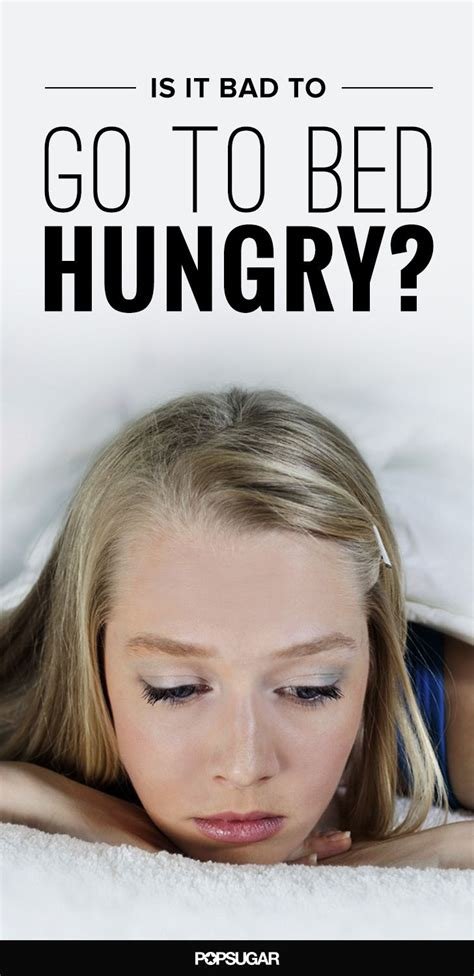 go to bed hungry should you go to bed hungry if you re trying to lose