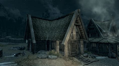 houses of skyrim connected at skyrim nexus mods and