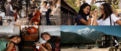 film petualangan india nadine chandrawinata berpetualang ke himalaya di