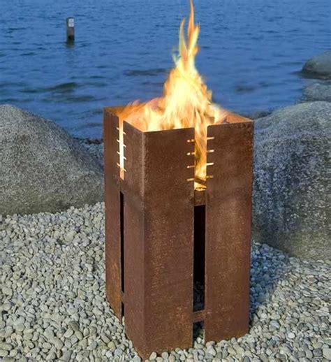 Feuerstellen Aus Metall by Nauhuri Feuerstelle Metall Garten Neuesten Design