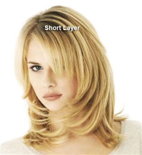 styling hair with short layers layer short hair hair style and color for woman