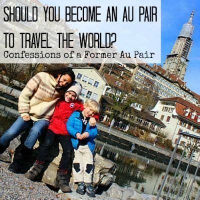 confessions of a former confessions of a former au pair travel wallets and interview