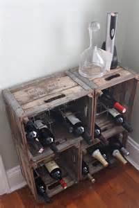 Simple 60 Dark Hardwood rustic style diy homemade wine rack cabinet design made