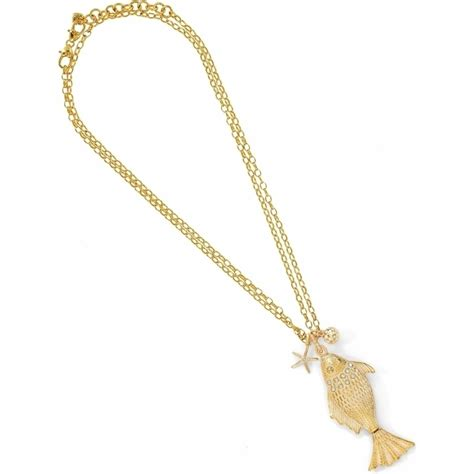 gold convertible marine gold marine gold fish convertible necklace necklaces