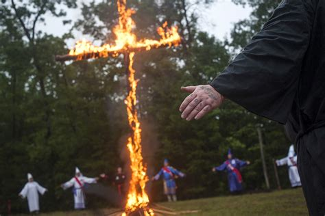 inside the ku klux klan photos of white supremacists and