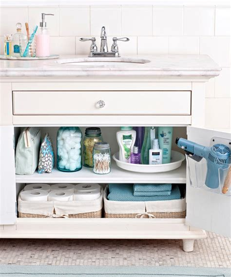 bathroom storage ideas sink how to clean a room fast cleaning tips