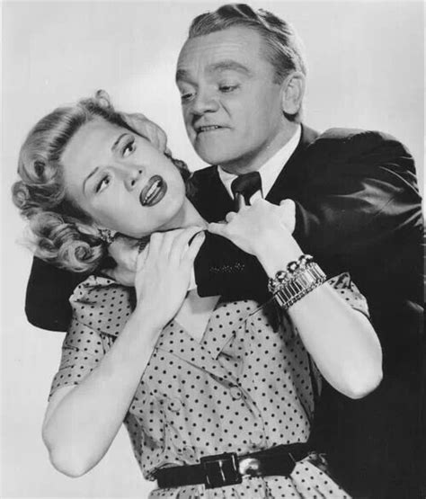 michael j fox ice skating white heat 1949 with virginia mayo and james cagney