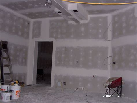 Strapping Ceiling For Drywall by Interior Construction Schoolhouse Energy Retrofit