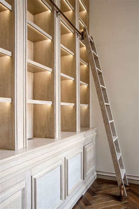 Library Bookcase Lighting Rupert Bevan Limed Oak Library Bookcase Inspiration