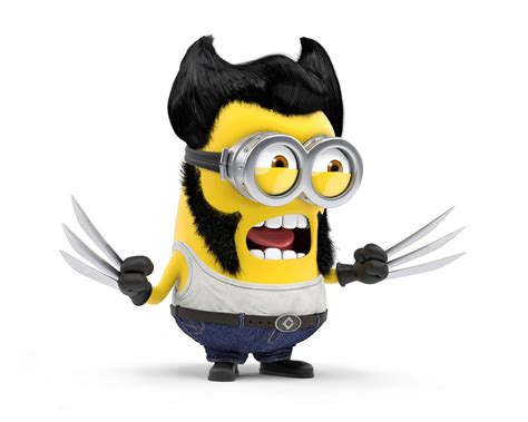 imagenes de minions xmen new despicable me 2 minions wallpaper fan art collection