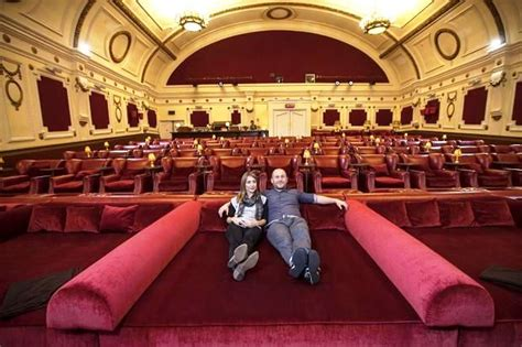 bed theater catch a movie in bed at the theater language travel at