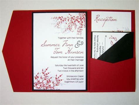 diy pocketfold invitations template wedding invitation diy pocketfold cherry blossom