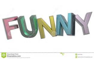 the gallery for gt the word funny in bubble letters