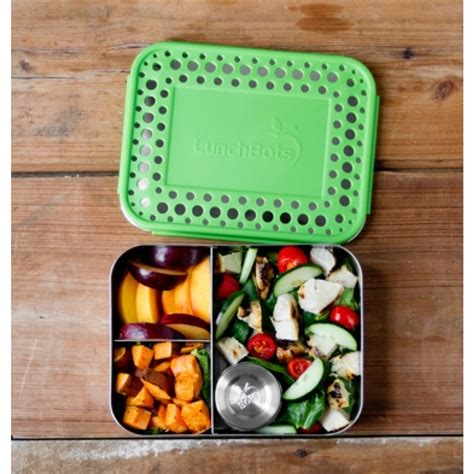 Trio Lunch Box lunchbots trio bento
