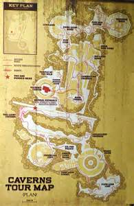 california caverns map california adventure radiator springs racers