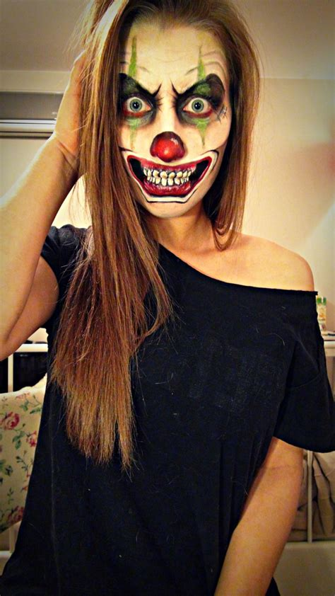 Best 10 Scary Clowns Ideas by Best 25 Scary Makeup Ideas On