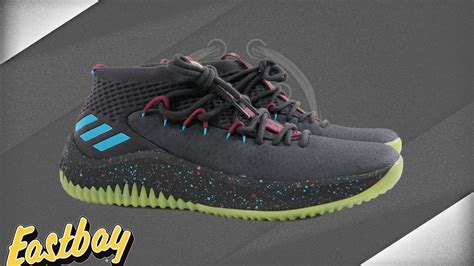 Dame 4 Glow In The a detailed look at the adidas dame 4 glow in the park
