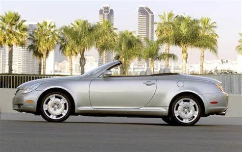 lexus convertible 2004 used 2005 lexus sc 430 convertible pricing for sale