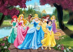 Kids Wall Murals Wallpaper xxl poster wall mural wallpaper disney princesses princess