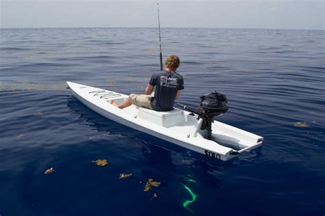 one man fishing boat solo skiff is the beginning of your one man fishing