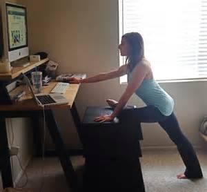 Hip From Sitting At Desk by Hip Flexor Stretch At Desk Shawn Karam