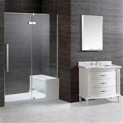 costco bathroom showers ove decors geri 60 quot shower kit