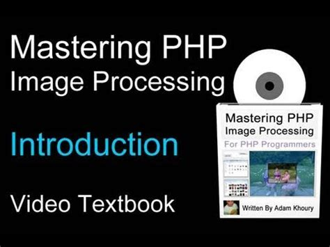 introduction phpstorm video tutorial youtube php image processing php video textbook tutorial