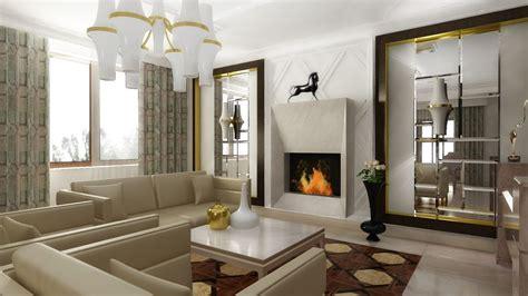 Design Interior Constanta Forum   living cu bucatarie amenajate in stil clasic design