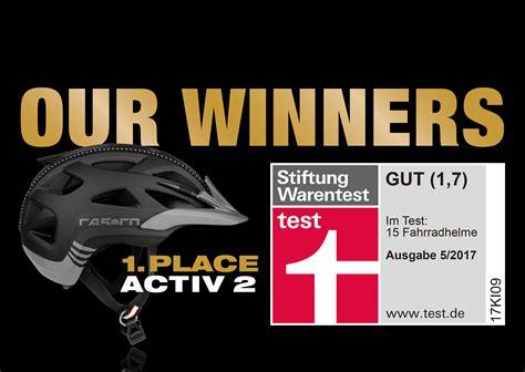 Motorradhelm Test 2017 Stiftung Warentest by Casco Activ 2 Is Test Winner Of Stiftung Warentest Adac