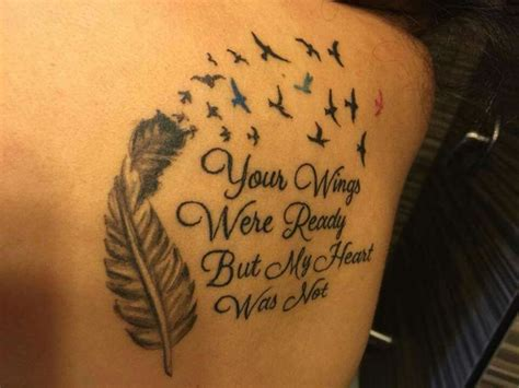 feather tattoo your wings were ready 476 best images about ink on pinterest white tattoos