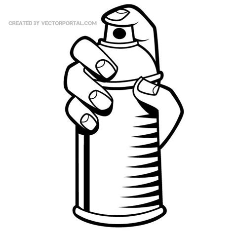 spray paint vector free spray paint clip free vector freevectors clipartix