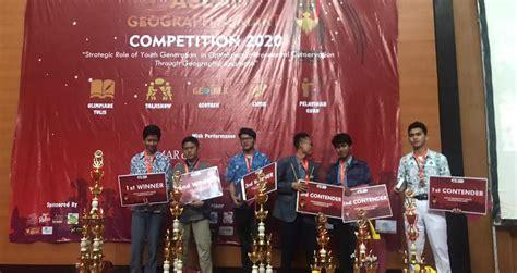 piala gubernur jatuh  juara umum lomba siswa asean