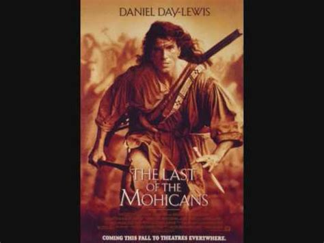 theme song last of the mohicans the gael last of the mohicans theme dougie maclean